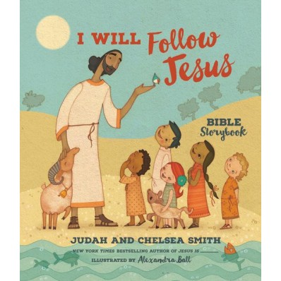 I Will Follow Jesus Bible Storybook Giveaway!!!